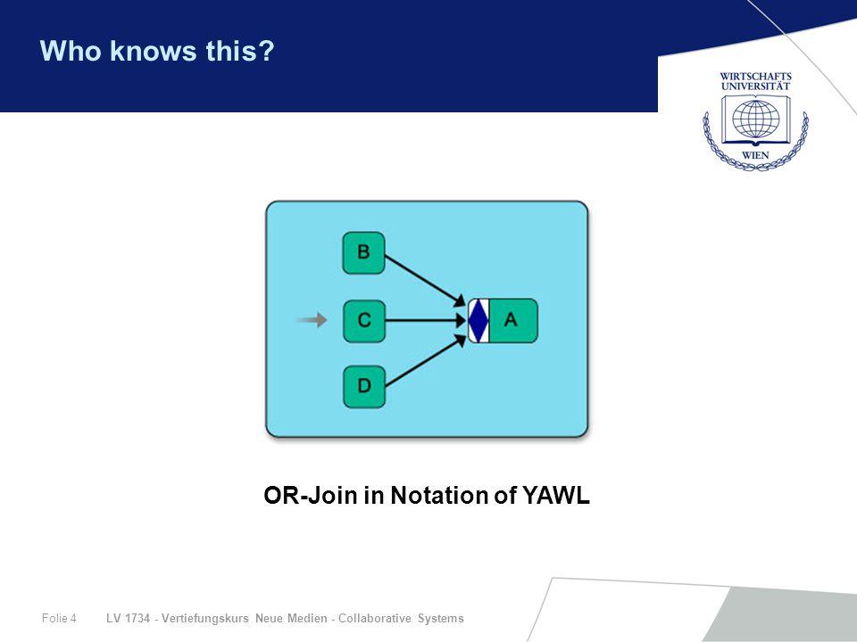 LV 1734 - Vertiefungskurs Neue Medien - Collaborative SystemsFolie 15 WP 17: Interleaved Parallel Routing