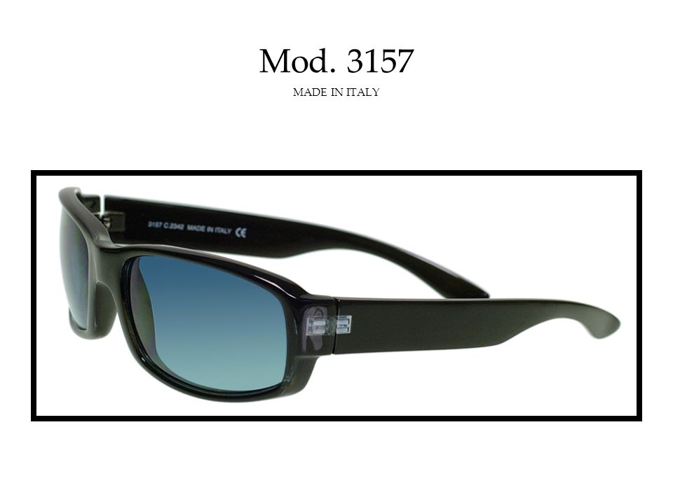 Mod. 3157 MADE IN ITALY