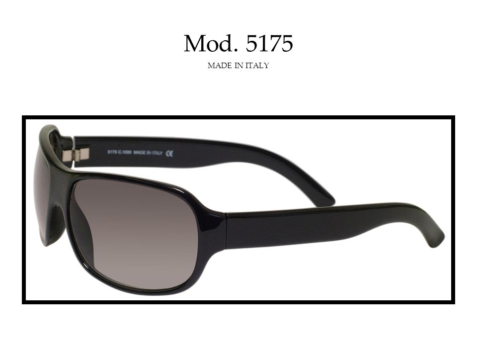 Mod. 5175 MADE IN ITALY