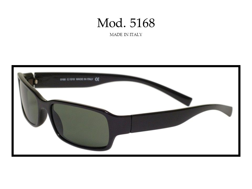 Mod. 5168 MADE IN ITALY
