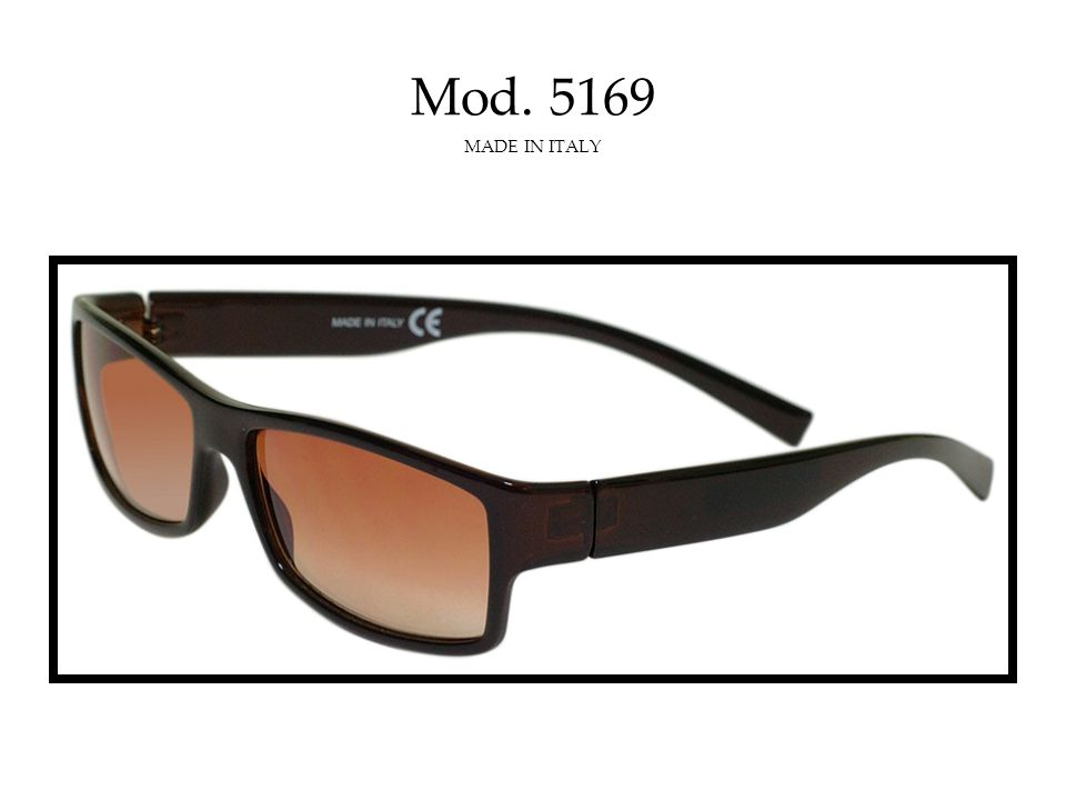 Mod. 5169 MADE IN ITALY