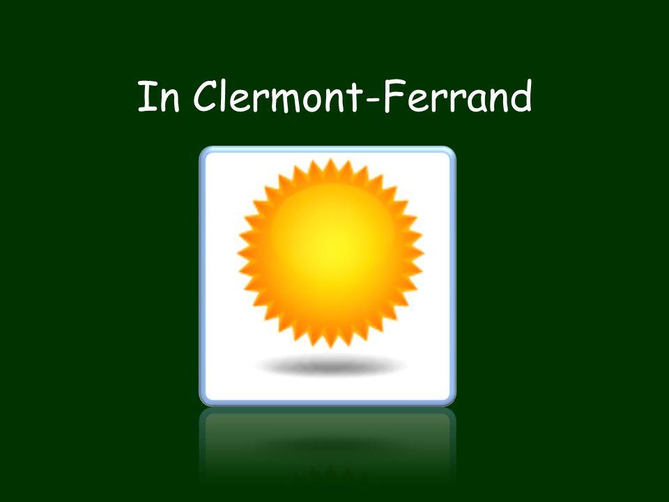 In Clermont-Ferrand