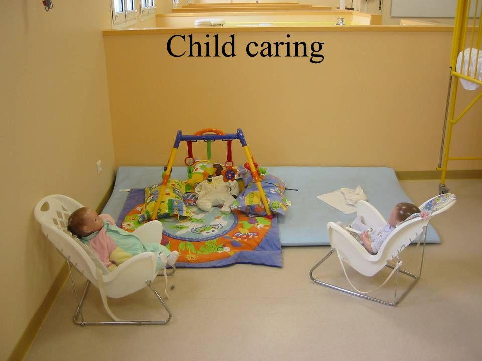 Child caring