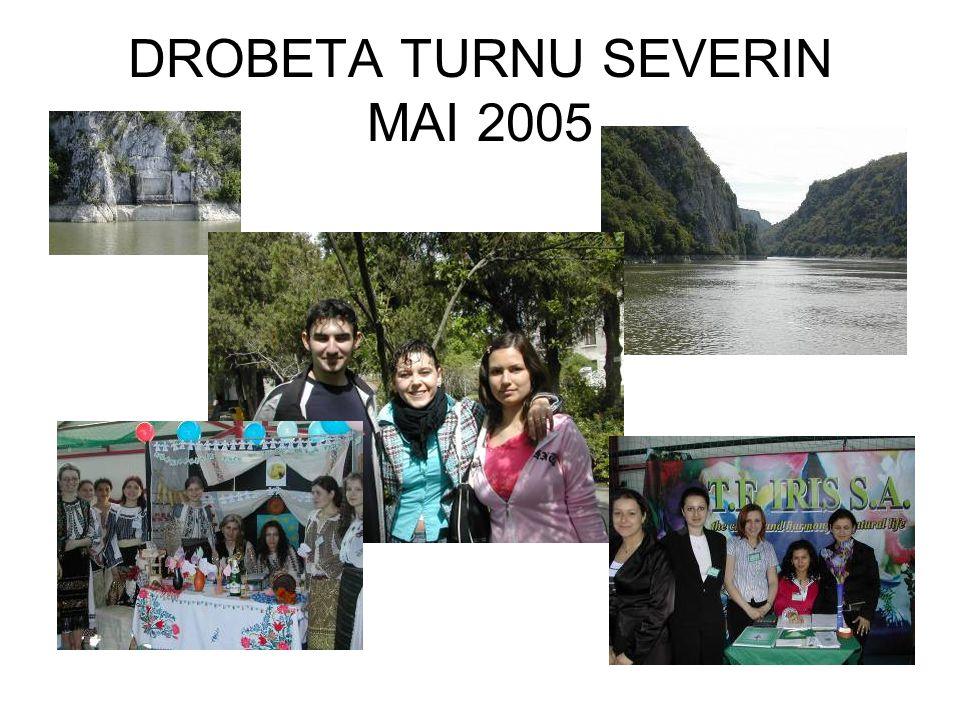 DROBETA TURNU SEVERIN MAI 2005