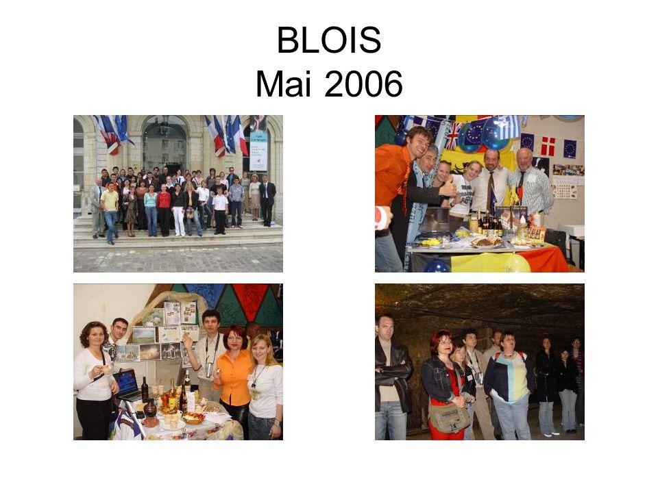 BLOIS Mai 2006