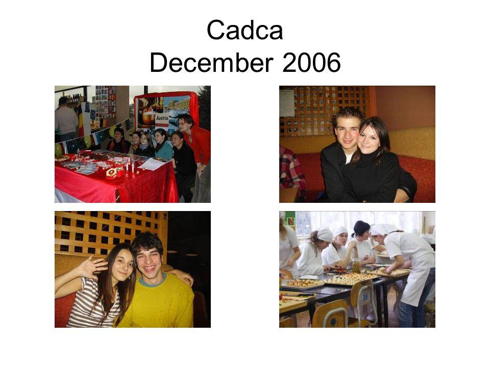 Cadca December 2006