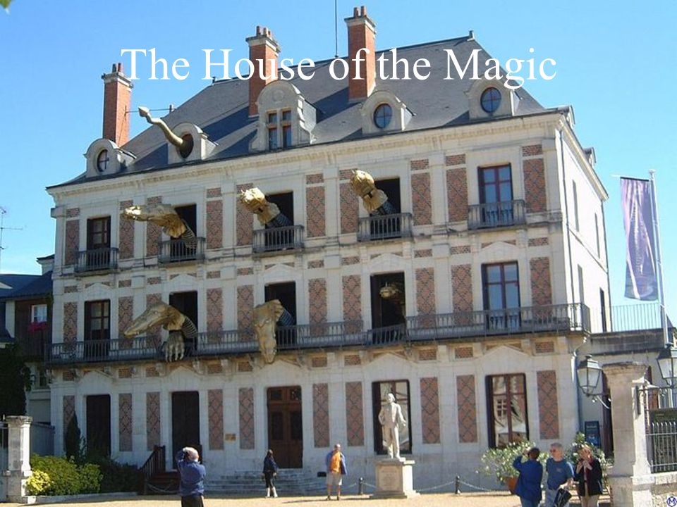 The House of the Magic