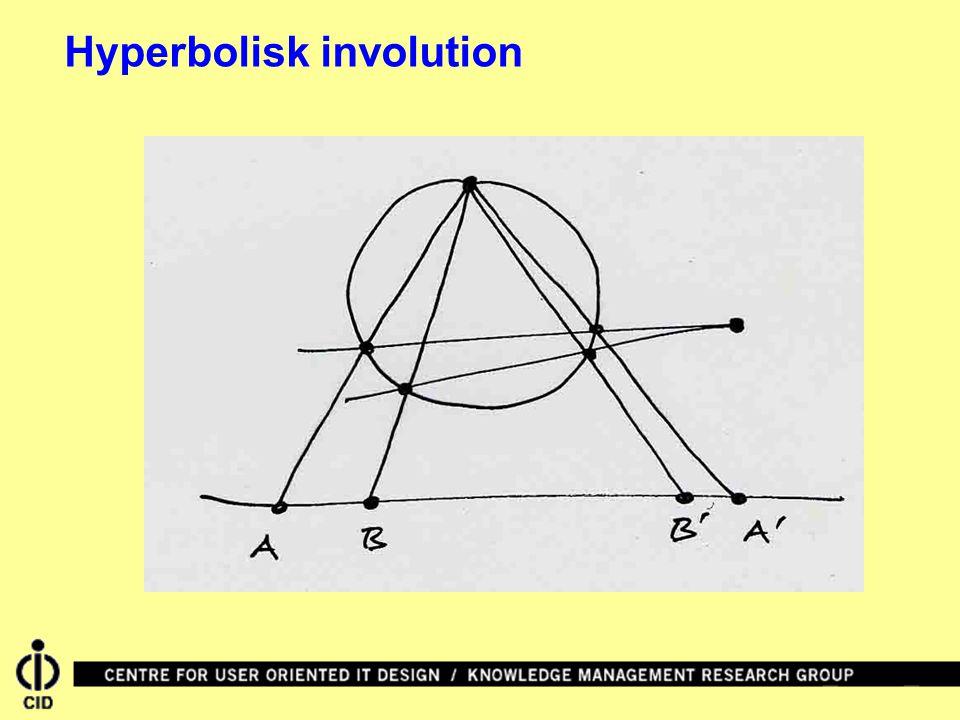 Hyperbolisk involution