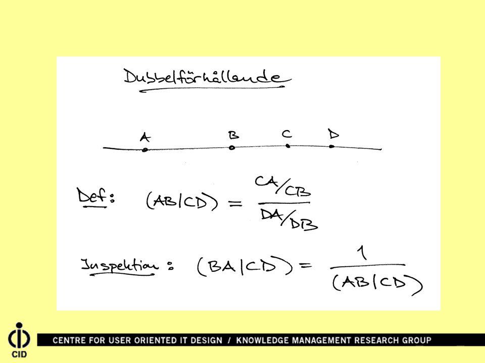 Självpolär Diagonaltriangel - 2