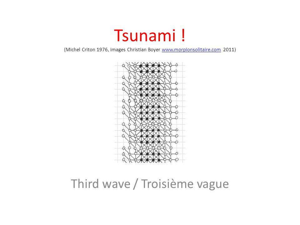 Tsunami .