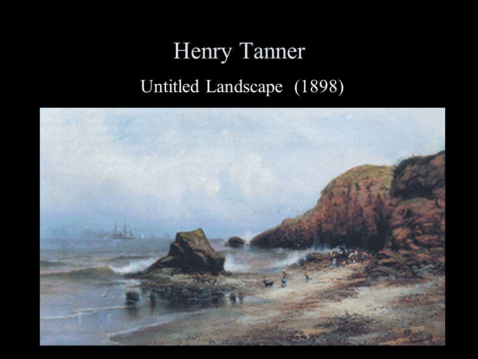 Henry Tanner Untitled Landscape (1898)