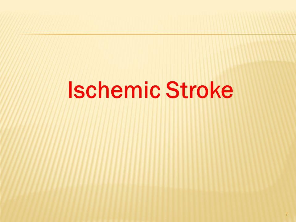 CT scanGold Standard Ischemia, Infarction (Size, Location) Edematous (Midline Shift) 28