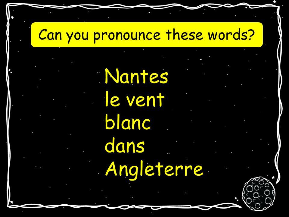 Who can manage this tongue twister Santé n est pas sans t, mais maladie est sans t.