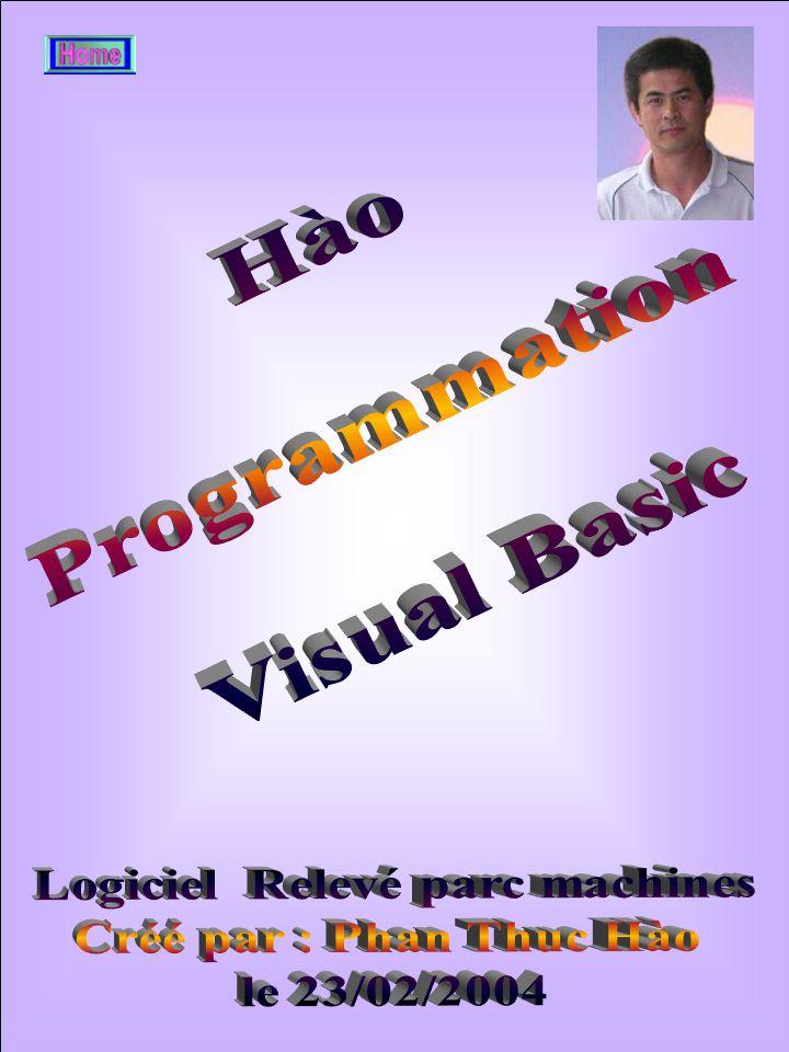 If Check35.Value = 1 Then Couleur_Fond_35 = Valeur_Vert btn_Annule.BackColor = Couleur_Fond_35 btn_Init.BackColor = Couleur_Fond_35 btn_Valider.BackColor = Couleur_Fond_35 End If Label8.Caption = Valeur_Vert affichage valeur mélange End Sub Private Sub Slider3_Change() Fond_Bleu = Slider3.Value - (2 * Slider3.Value) Label7.Caption = Fond_Bleu affiche valeur Valeur_Bleu = RGB(Fond_Rouge, Fond_Vert, Fond_Bleu) If Page_Relevé_Machines = 1 Then frm_Loto If Check1.Value = 1 Then Couleur_Fond_1 = Valeur_Bleu frm_Relevé_Machines.BackColor = Couleur_Fond_1 frm_Relevé_Machines.lblCurrRecord.BackColor = Couleur_Fond_1 frm_Relevé_Machines.lbl_Email.BackColor = Couleur_Fond_1 frm_Relevé_Machines.Label1.BackColor = Couleur_Fond_1 couleur de fond frm_Relevé_Machines.Label2.BackColor = Couleur_Fond_1 frm_Relevé_Machines.Label3.BackColor = Couleur_Fond_1 frm_Relevé_Machines.Label4.BackColor = Couleur_Fond_1 frm_Relevé_Machines.Label5.BackColor = Couleur_Fond_1 frm_Relevé_Machines.Label6.BackColor = Couleur_Fond_1 frm_Relevé_Machines.Label7.BackColor = Couleur_Fond_1 frm_Relevé_Machines.Label8.BackColor = Couleur_Fond_1 frm_Relevé_Machines.Label9.BackColor = Couleur_Fond_1 frm_Relevé_Machines.Label10.BackColor = Couleur_Fond_1 frm_Relevé_Machines.Label11.BackColor = Couleur_Fond_1 frm_Relevé_Machines.Label12.BackColor = Couleur_Fond_1 frm_Relevé_Machines.Label13.BackColor = Couleur_Fond_1 frm_Relevé_Machines.lbl_Heure.BackColor = Couleur_Fond_1 frm_Relevé_Machines.lbl_Date.BackColor = Couleur_Fond_1 End If If Check2.Value = 1 Then Couleur_Fond_2 = Valeur_Bleu frm_Relevé_Machines.lblCurrRecord.ForeColor = Couleur_Fond_2 frm_Relevé_Machines.lbl_Email.ForeColor = Couleur_Fond_2 frm_Relevé_Machines.Label1.ForeColor = Couleur_Fond_2 couleur de texte frm_Relevé_Machines.Label2.ForeColor = Couleur_Fond_2 frm_Relevé_Machines.Label3.ForeColor = Couleur_Fond_2 frm_Relevé_Machines.Label4.ForeColor = Couleur_Fond_2 frm_Relevé_Machines.Label5.ForeColor = Couleur_Fond_2 frm_Relevé_Machines.Label6