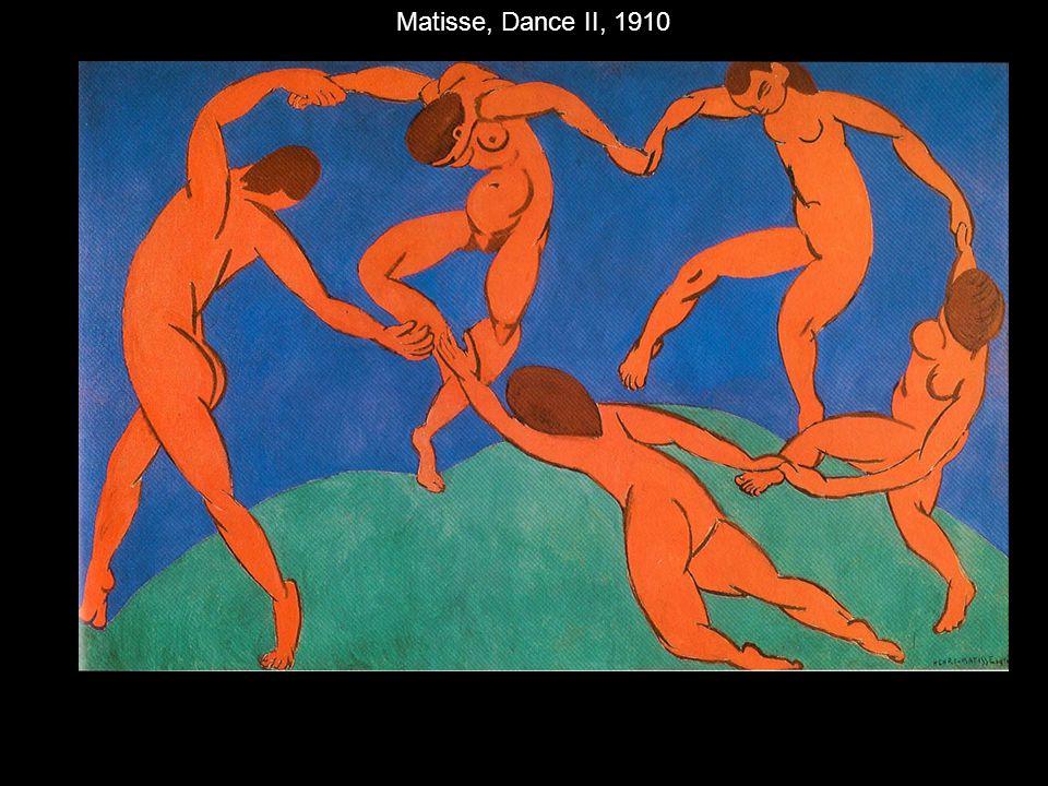 Matisse, Dance II, 1910