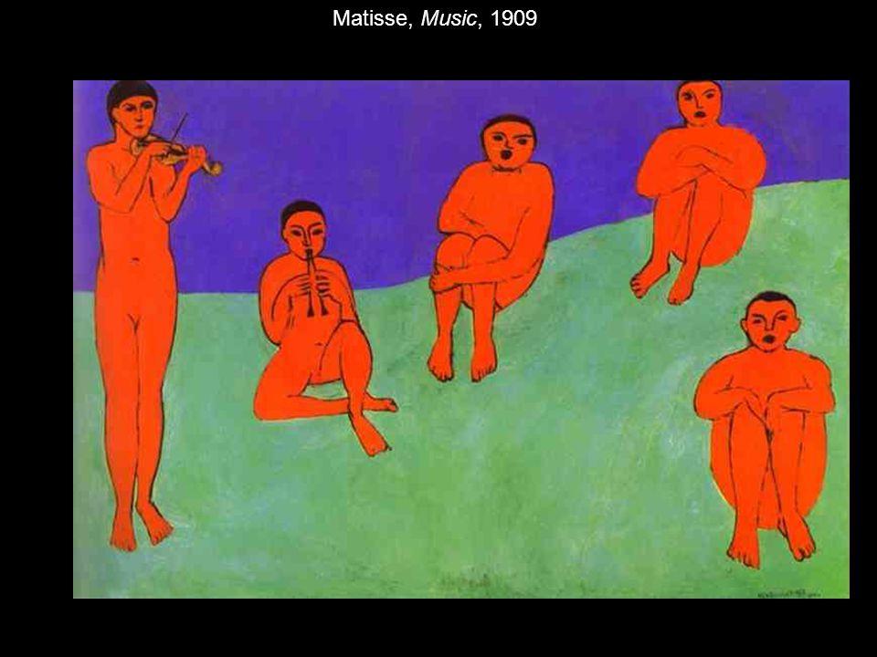 Matisse, Music, 1909