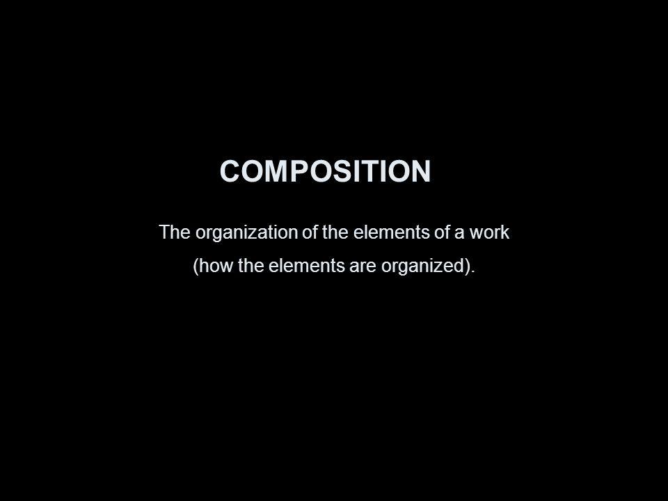 LECTURE 1: COMPOSITION