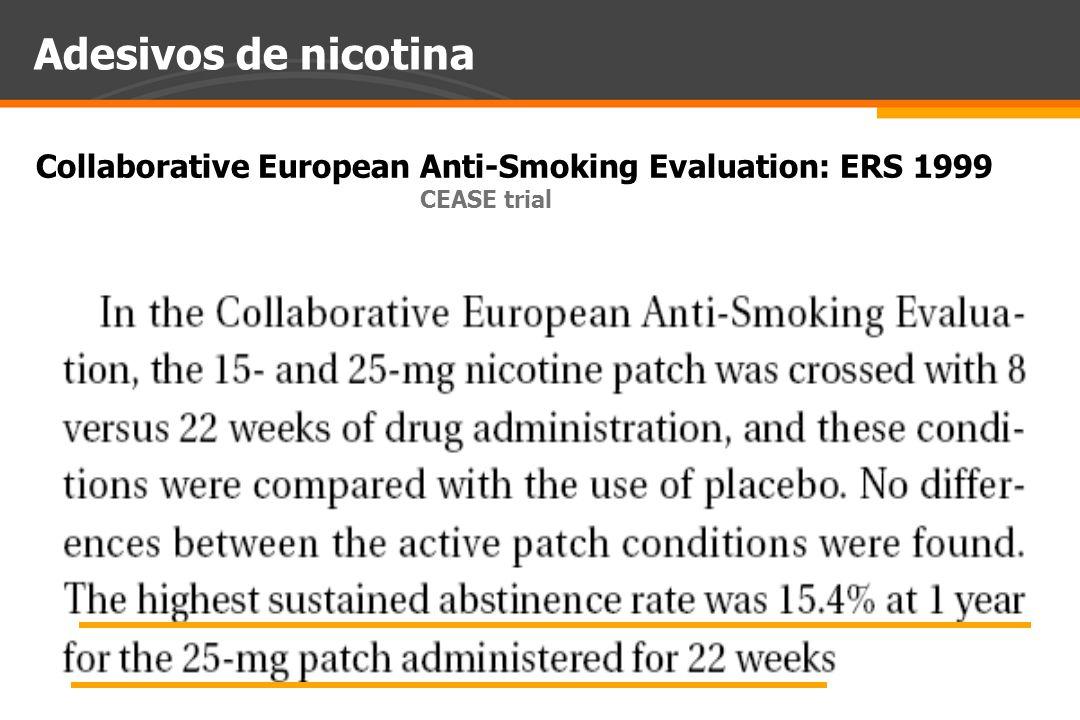 goma nicotina