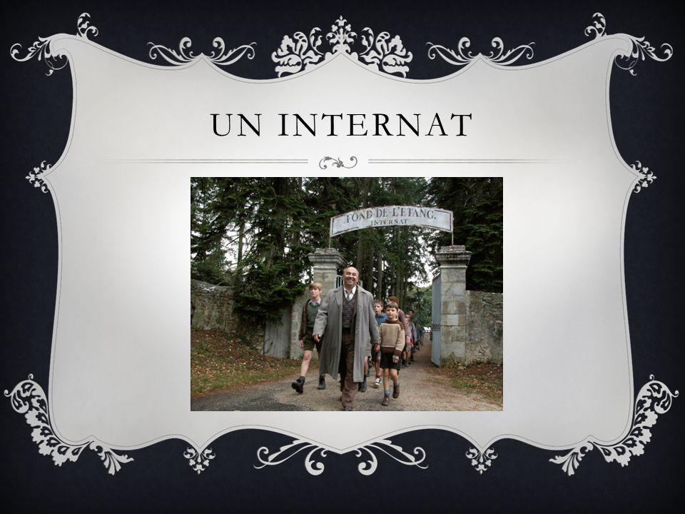 UN INTERNAT