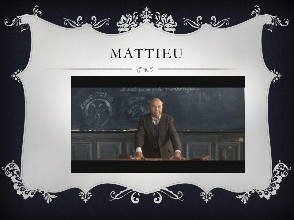 MATTIEU