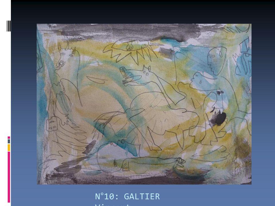 N°10: GALTIER Vincent