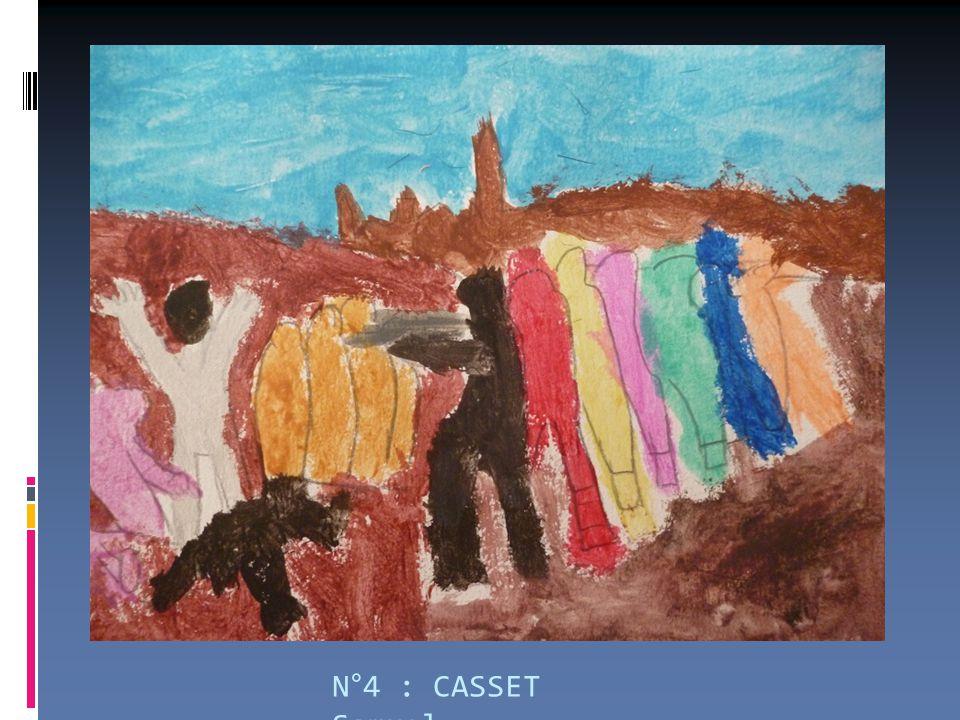 N°4 : CASSET Samuel