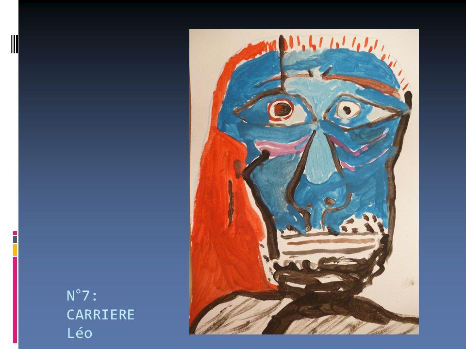 N°7: CARRIERE Léo