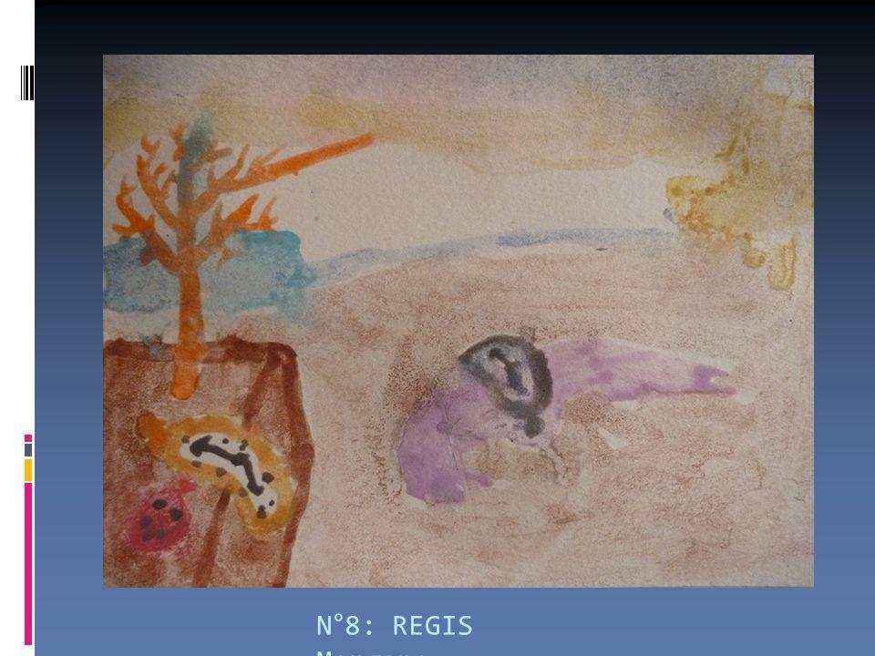 N°8: REGIS Morgane