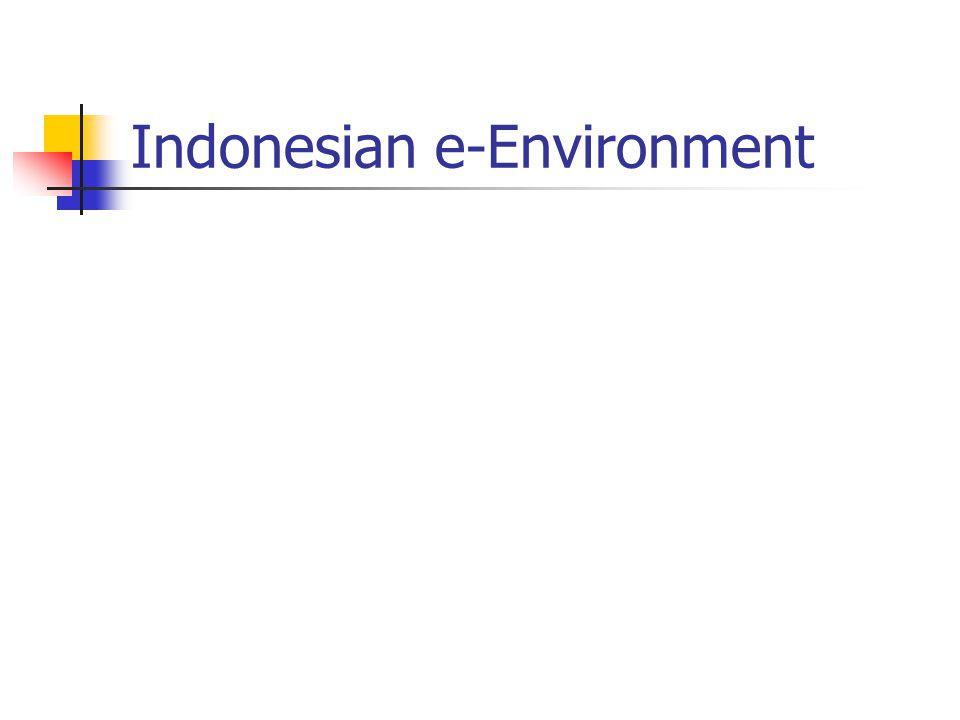 Indonesian e-Environment