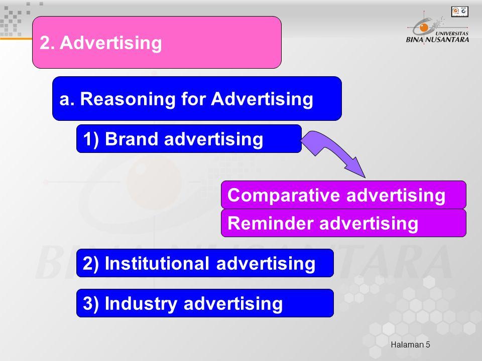 Halaman 5 2. Advertising a.