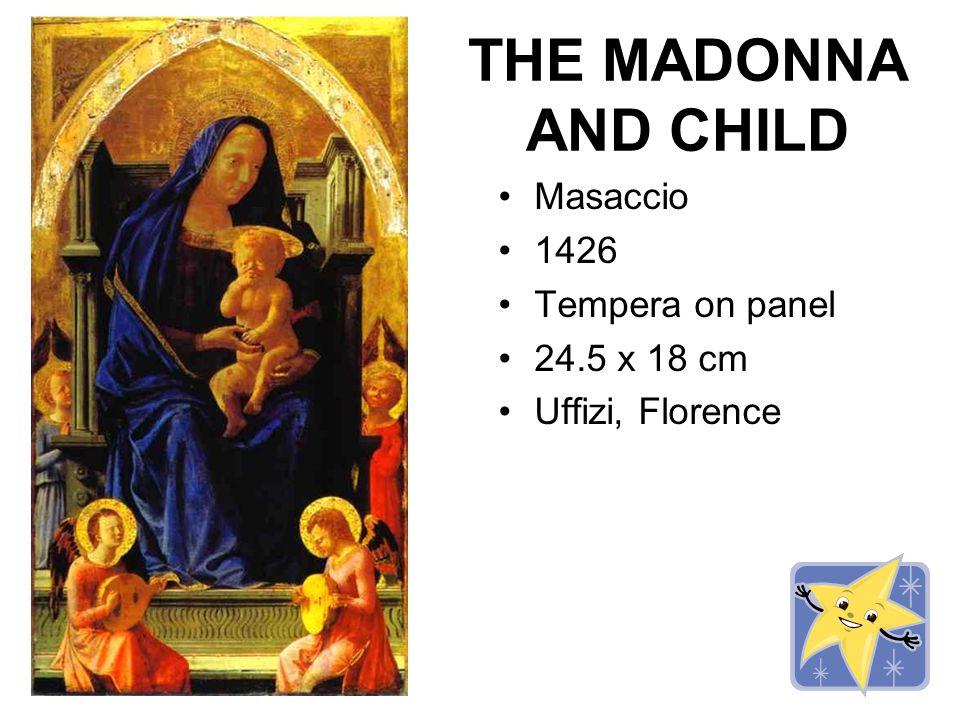 THE EXPULSION OF ADAM AND EVE Masaccio 1426-1428 Fresco 208 x 88 cm Brancacci Chapel, Florence