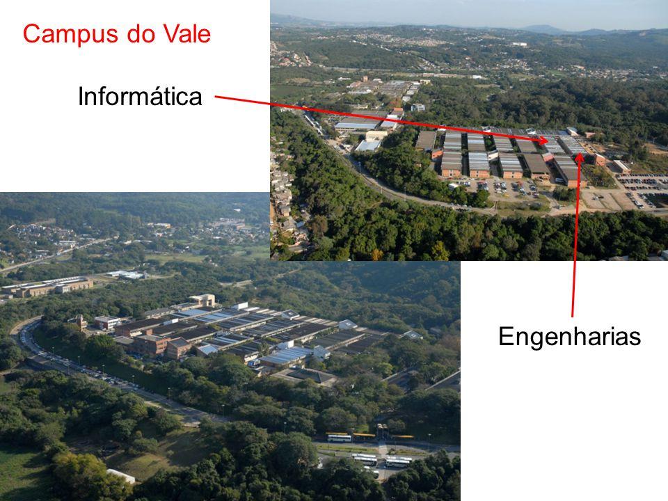 Campus do Vale Informática Engenharias