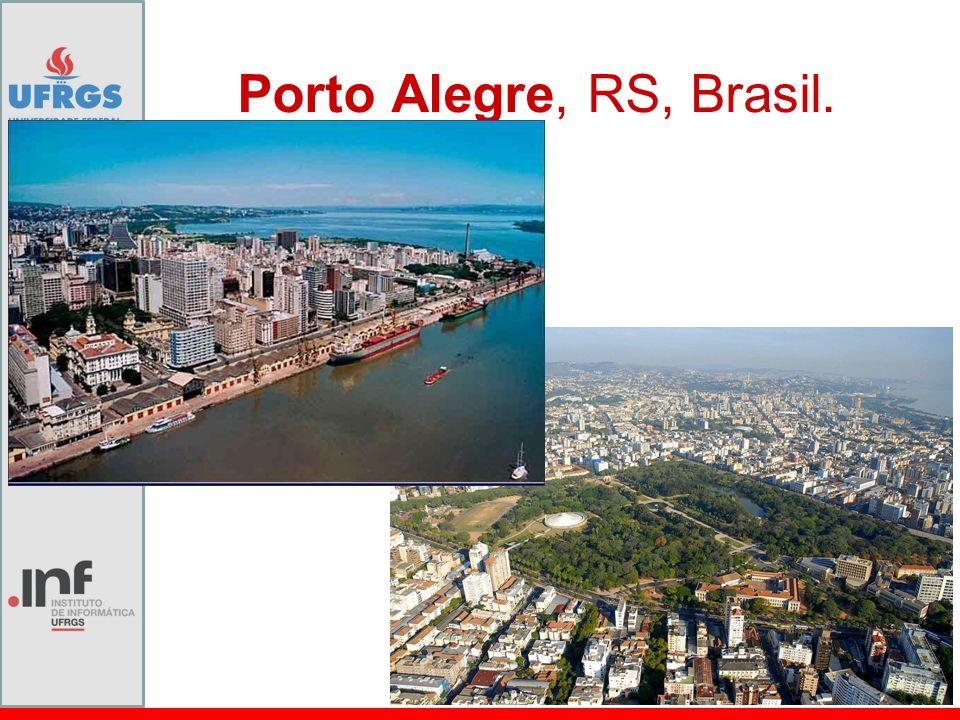 Porto Alegre, RS, Brasil.