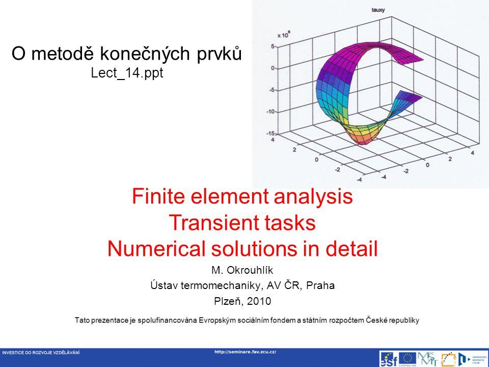 O metodě konečných prvků Lect_14.ppt M.