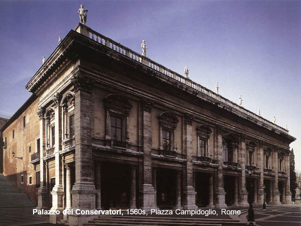 Capitoline Hill, Piazza Campidoglio, Rome