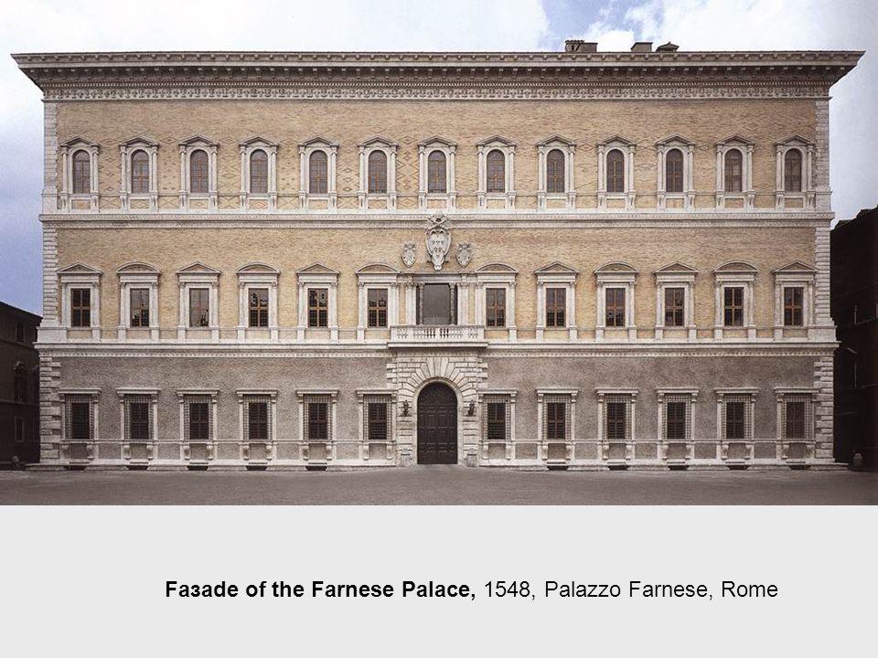 Palazzo Nuovo, 1603-54, Piazza Campidoglio, Rome
