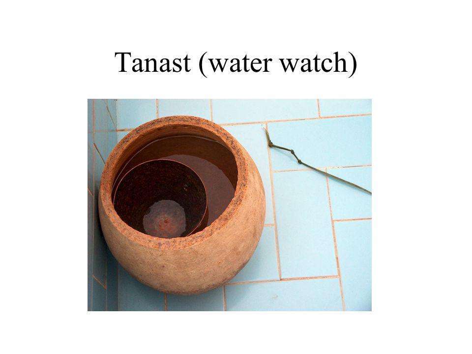 Tanast (water watch)