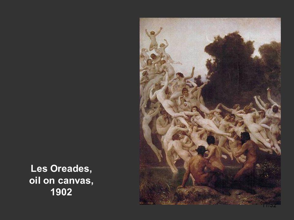 10/32 Idylle, oil on canvas, 1851