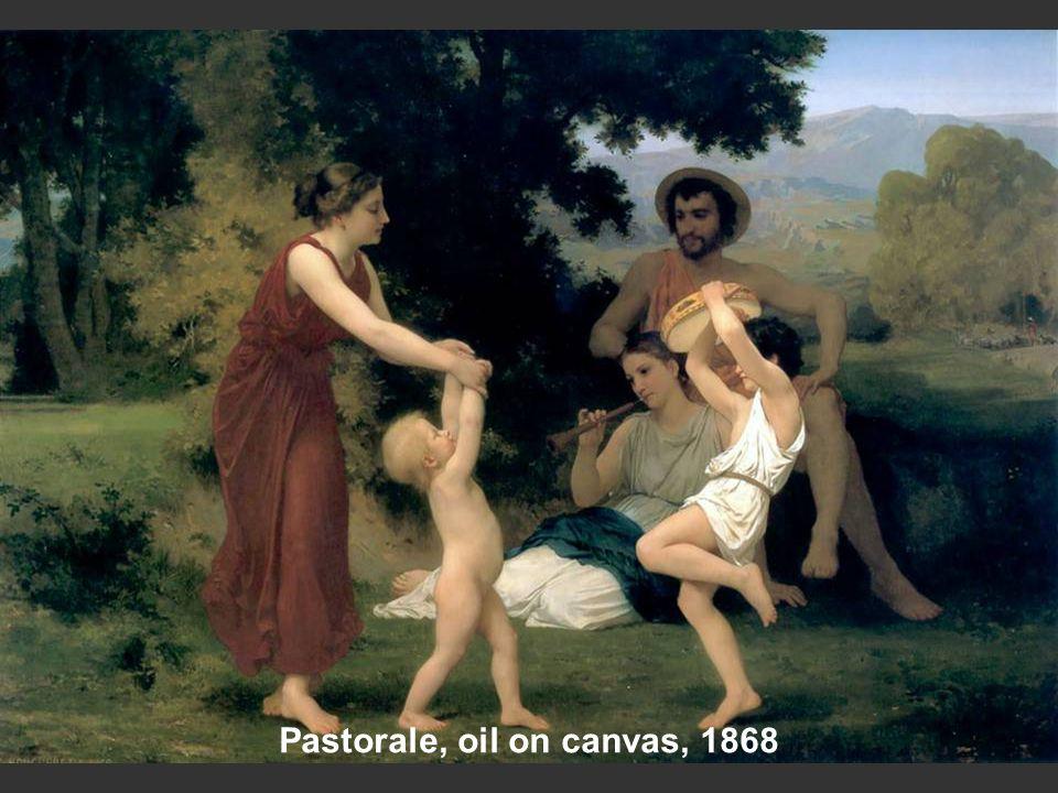 11/32 Les Oreades, oil on canvas, 1902
