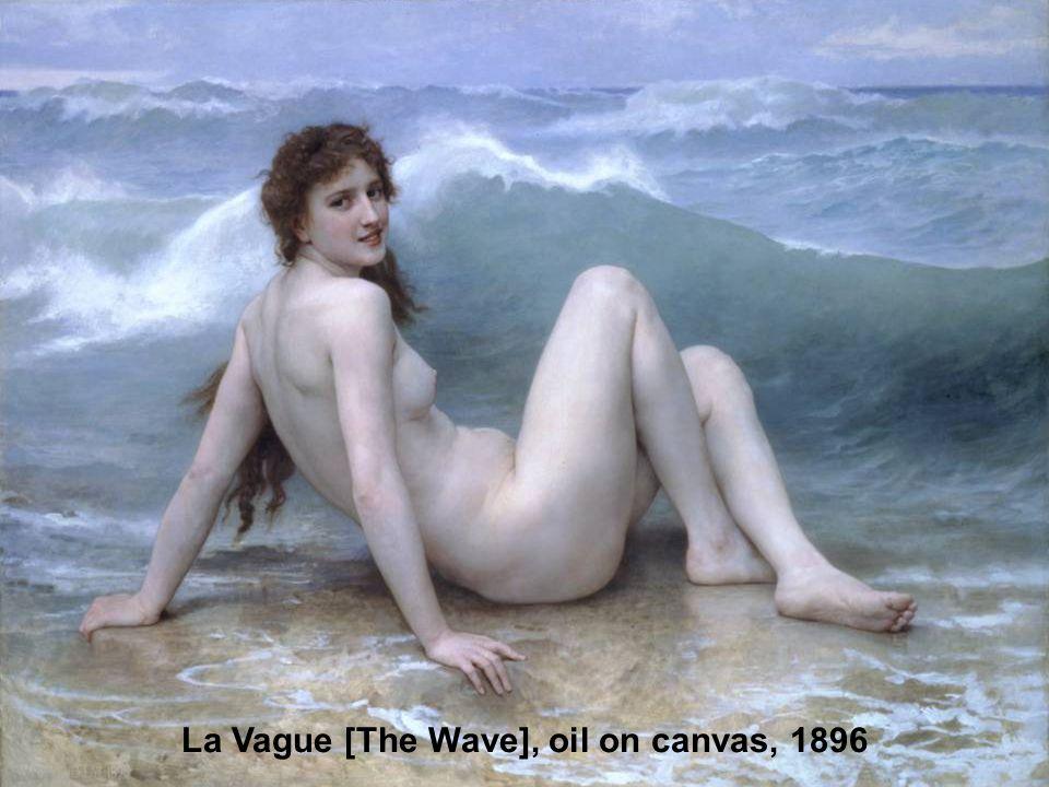 3/32 Alma Parens, oil on canvas, 1883