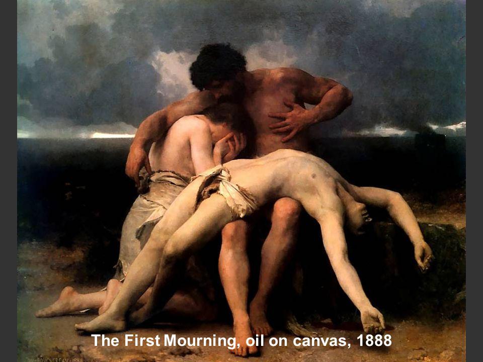 4/32 La Vague [The Wave], oil on canvas, 1896