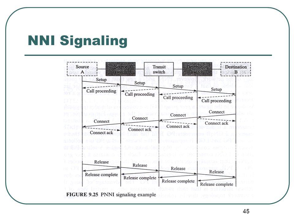 45 NNI Signaling