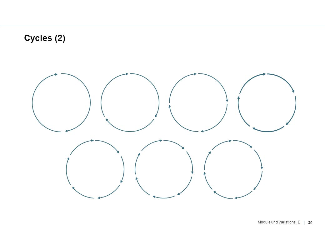 30 Module und Variations_E Cycles (2)