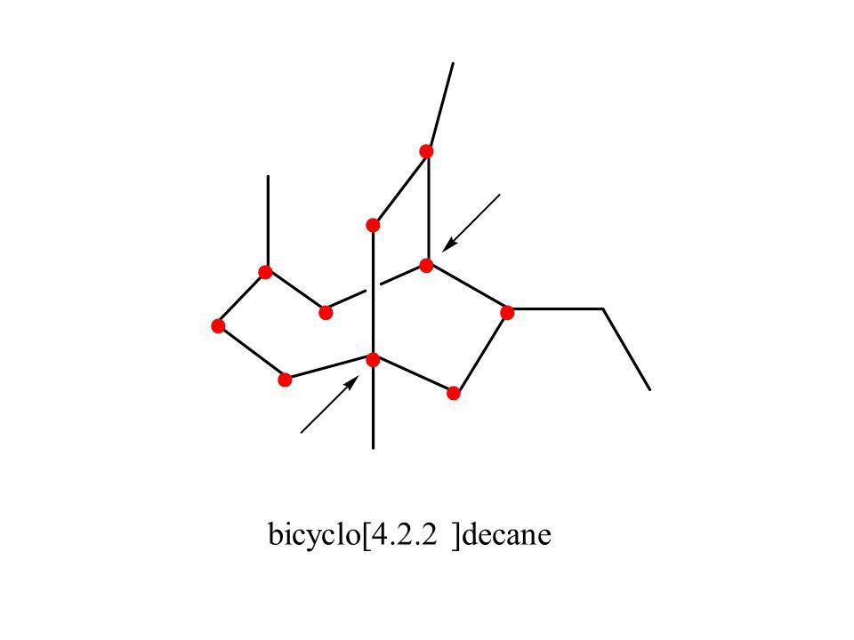 bicyclo[4.2.2 ]decane