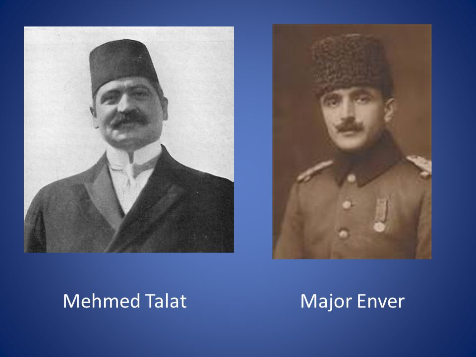 Mehmed Talat Major Enver