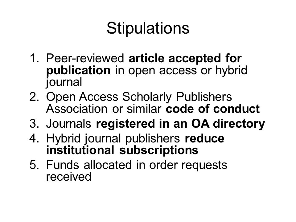 Request OASF https://aqua.lib.vt.edu/oa-subvention.php Name PID Department and college Status (e.g., faculty, graduate student, etc.) Article: title, journal, publisher Publisher's fee Amount requesting Link to journal's OA policy No alternative sources of article support