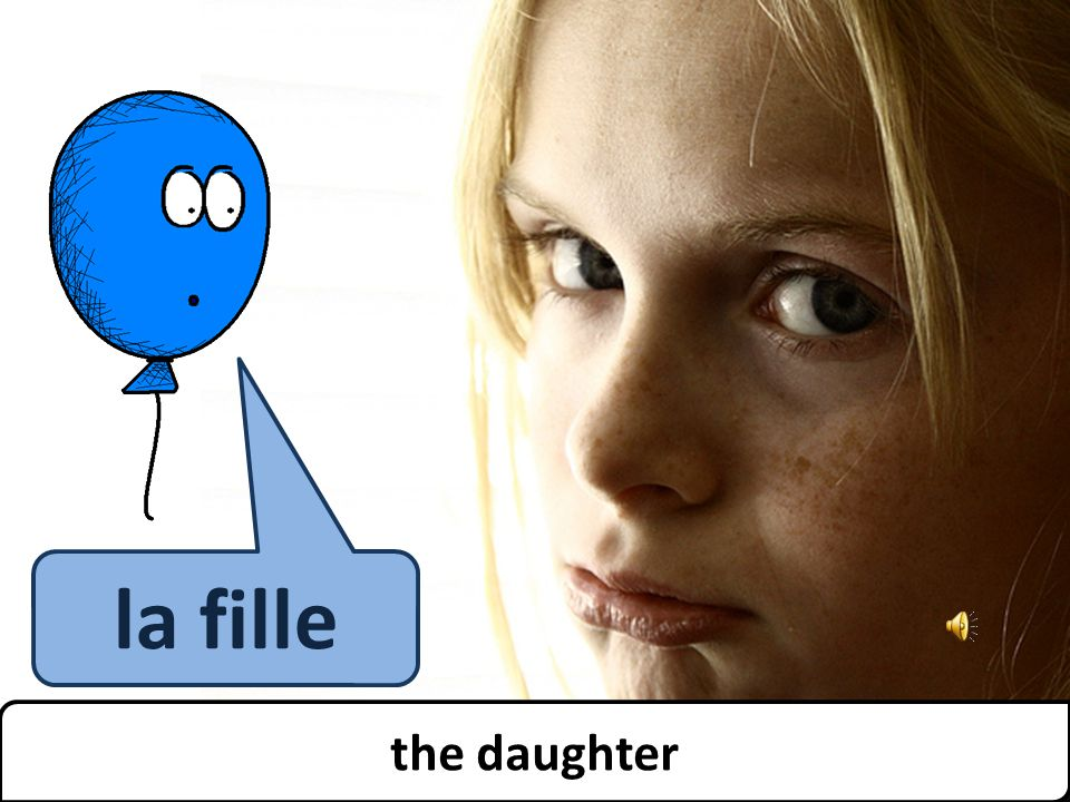 la fille the daughter