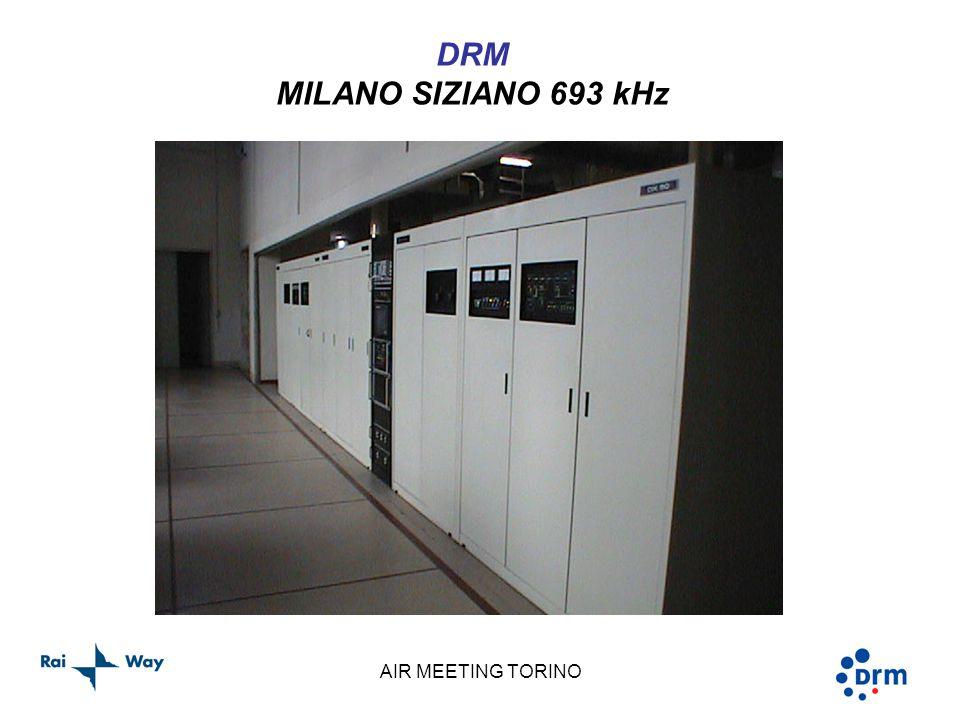 DRM MILANO SIZIANO 693 kHz