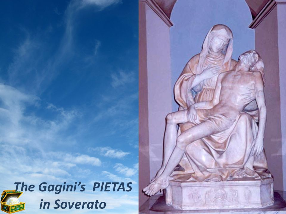 The Gagini's PIETAS in Soverato