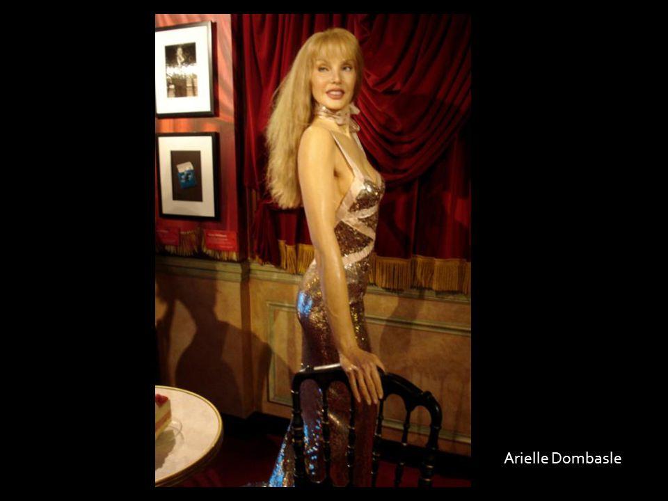 Arielle Dombasle